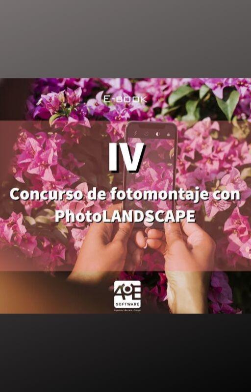 IV Concurso de Fotomontaje con PhotoLANDSCAPE