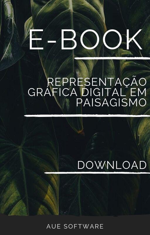 E-book: Representação Gráfica Digital em Paisagismo