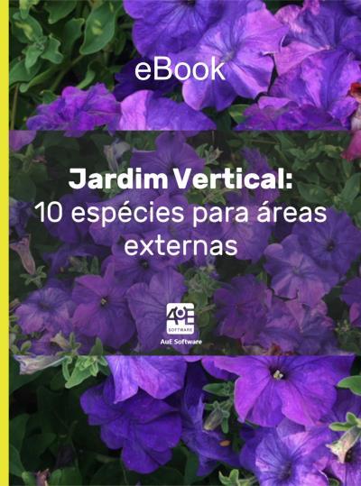 Jardim Vertical: 10 espécies para áreas externas