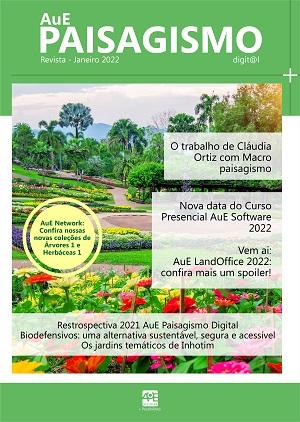 Revista AuE Paisagismo