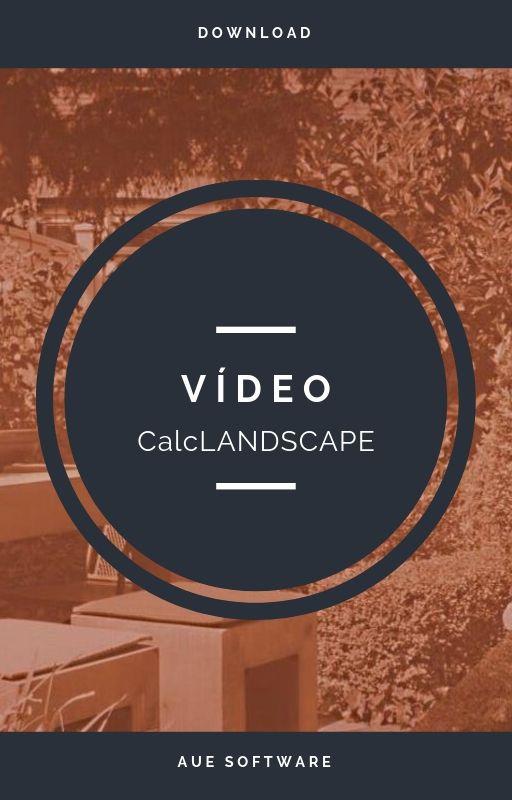 Orçamentos rápidos, detalhados e confiáveis com o CalcLANDSCAPE