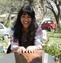 Cuesta del Sur, jardín en el Caldenal Vilma Consuelo Mendoza